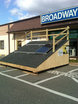 New course features now include a field trip to a local solar farm and students will have direct exposure to Broadway's broad array of solar and wind products!