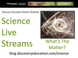January Live Science Stream: What's The Matter?