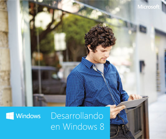 Evento Desarrollando con Windows 8