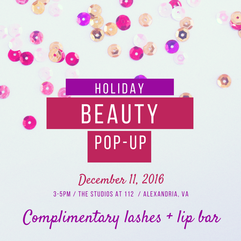 Holiday Beauty Pop-Up