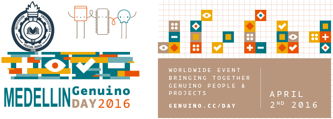 ARDUINO/GENUINO DAY 2016
