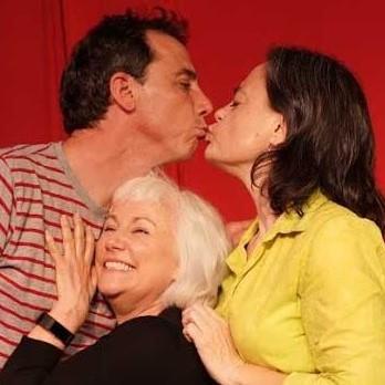 Wynne gets between Jojo and Kristian kiss.