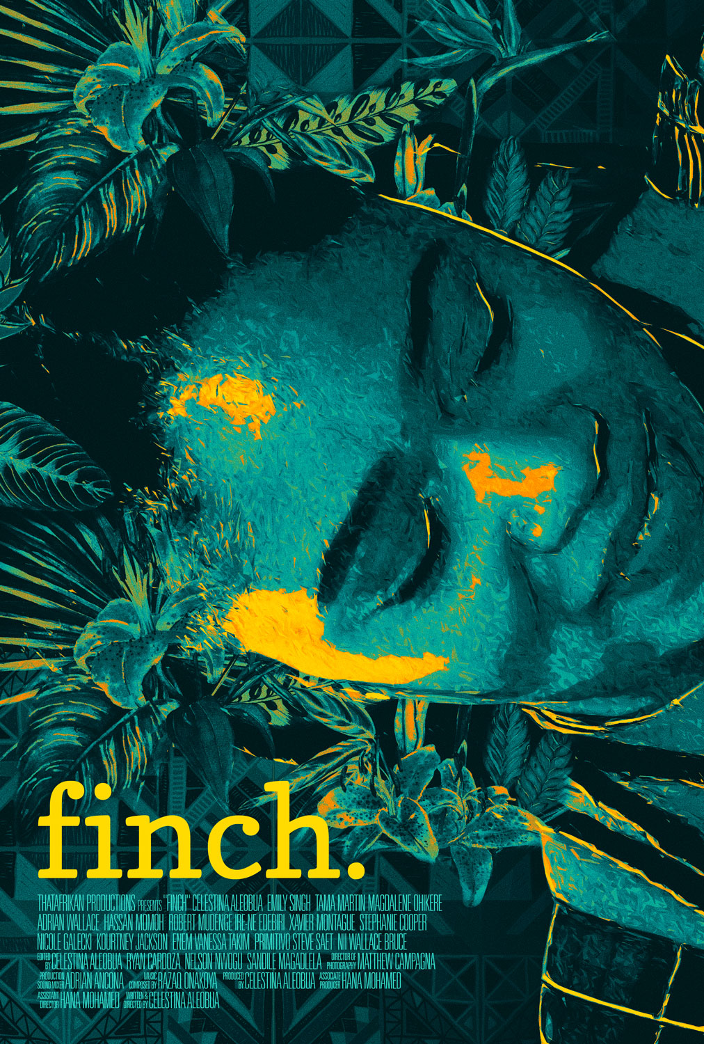 Finch Official Poster