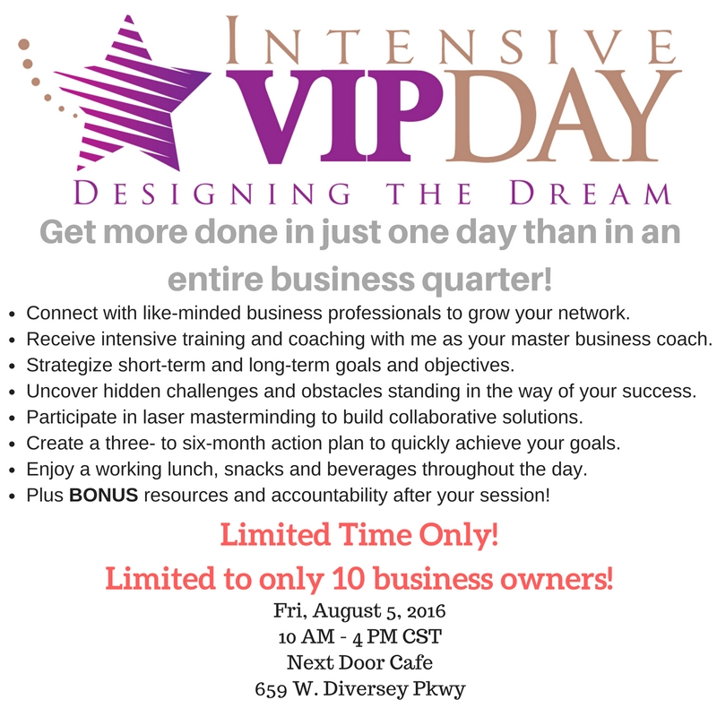 Group VIP Day