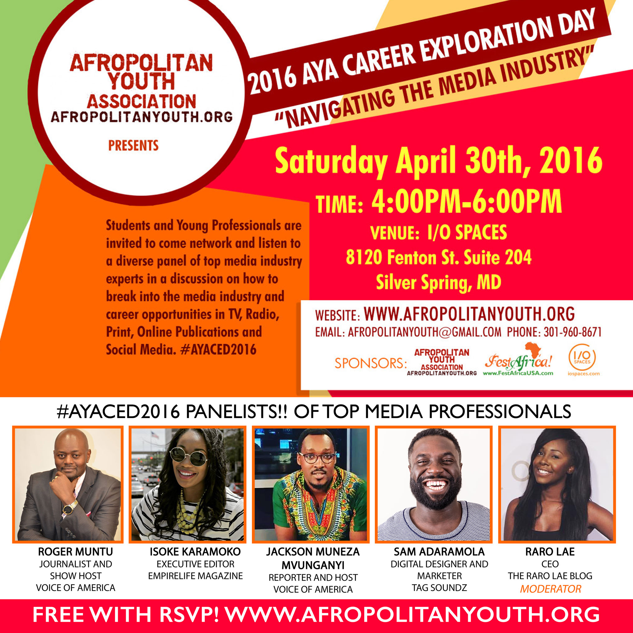 Afropolitan Youth - Career Day