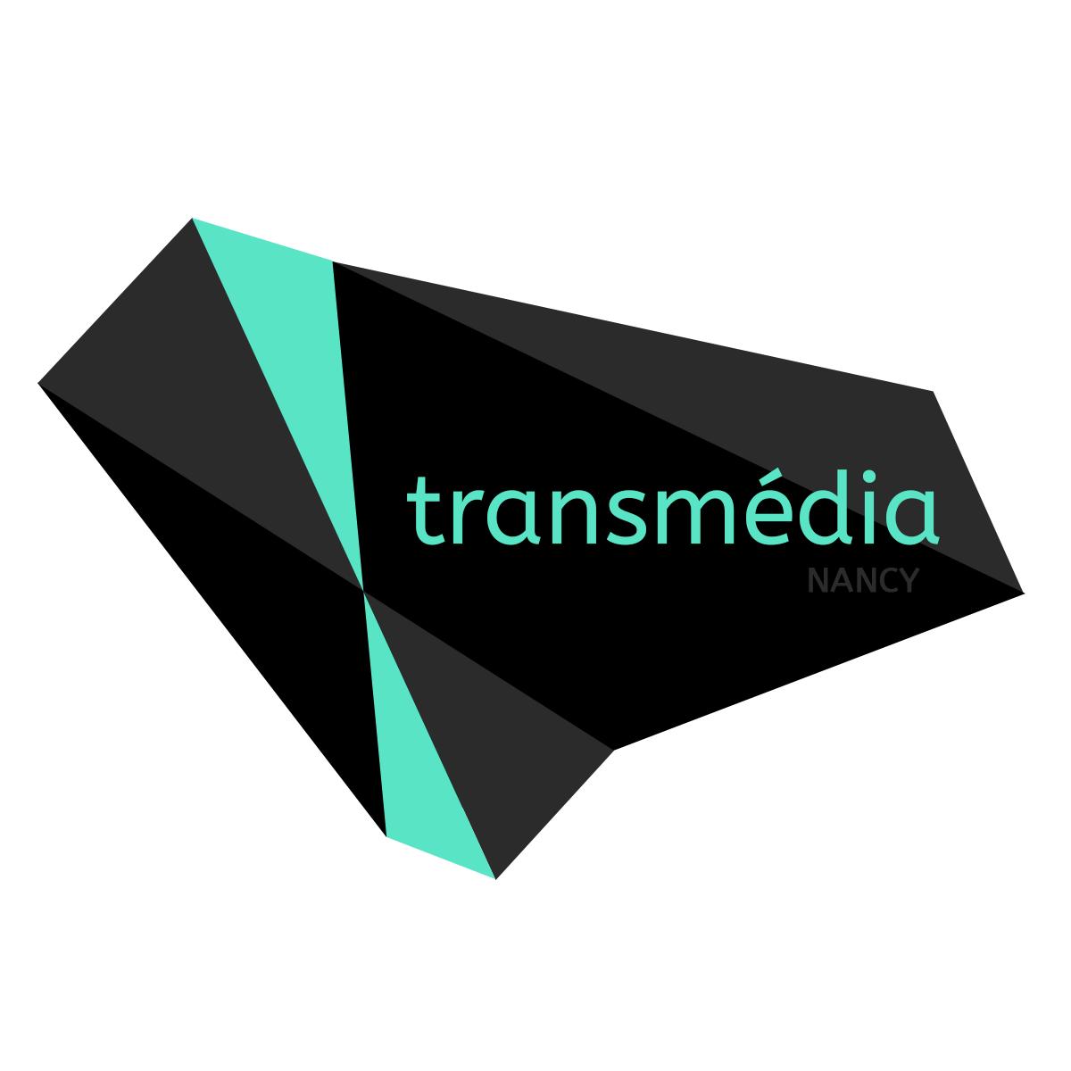 logo de Transmédia Nancy