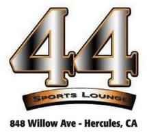 44 Sports Lounge - Top Shelf Friday!
