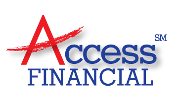 Access Financial Logo