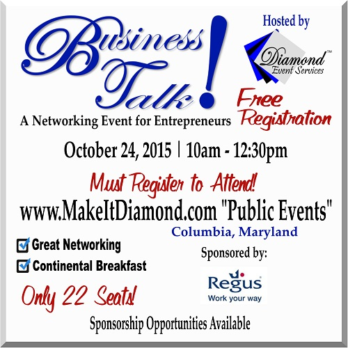 Business Talk - October 2015