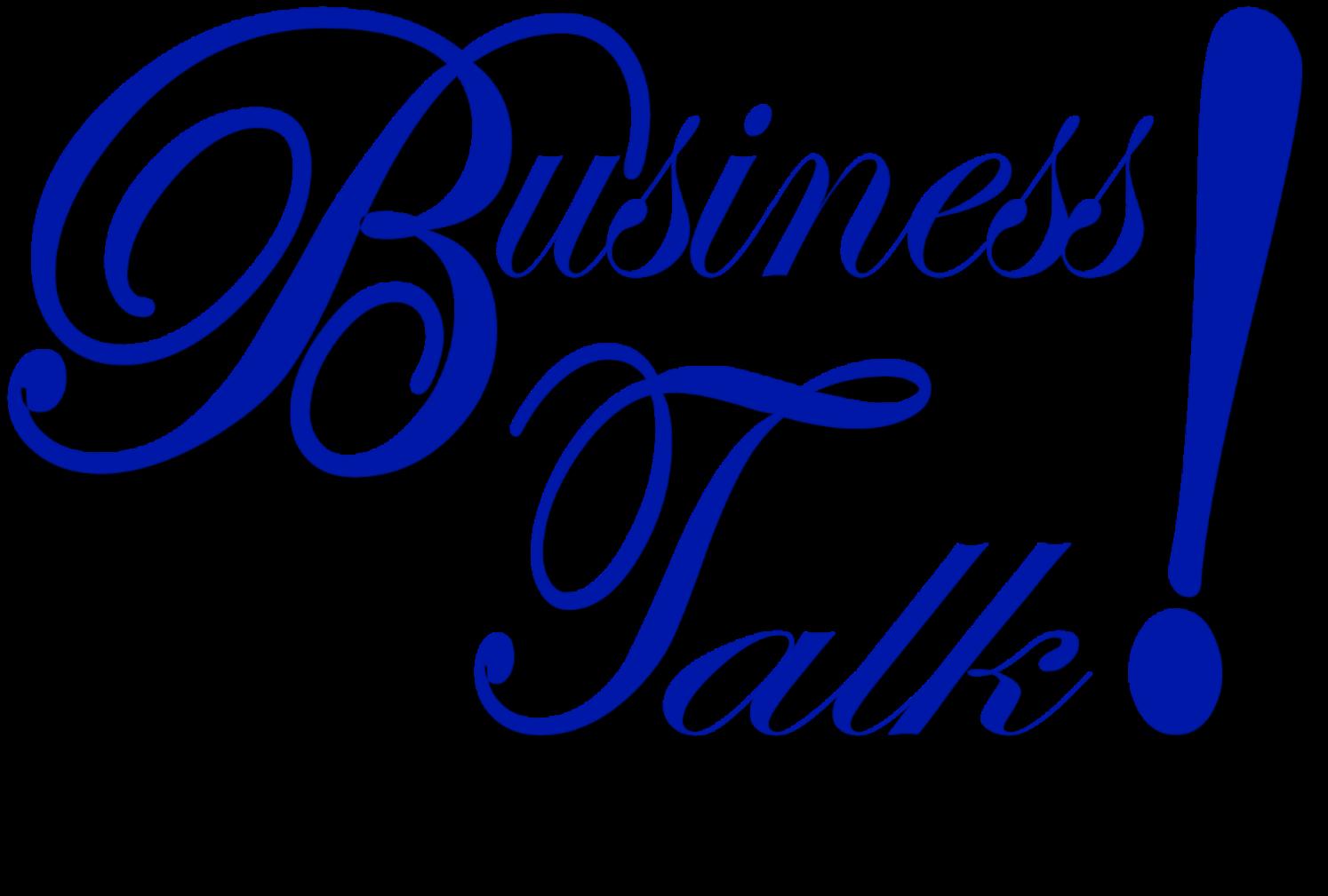 Business Talk Logo