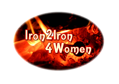 Iron2Iron4Women Logo