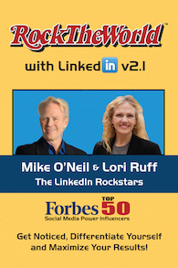 Rock The World with LinkedIn