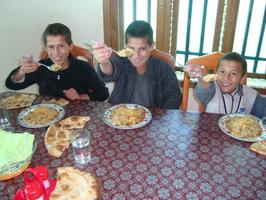 Afghan Orphanage Fundraising Dinner
