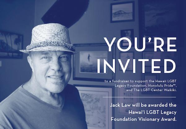 Jack invitation