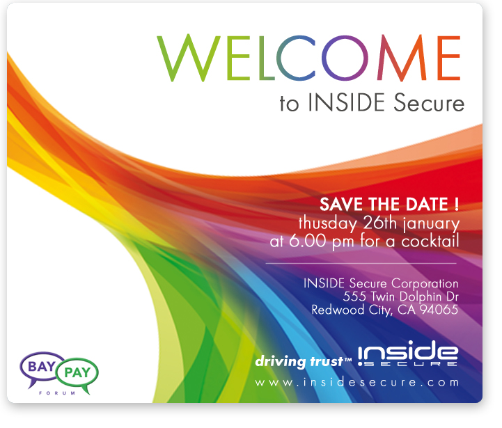 BayPay Forum Event Sponsor - Inside Secure
