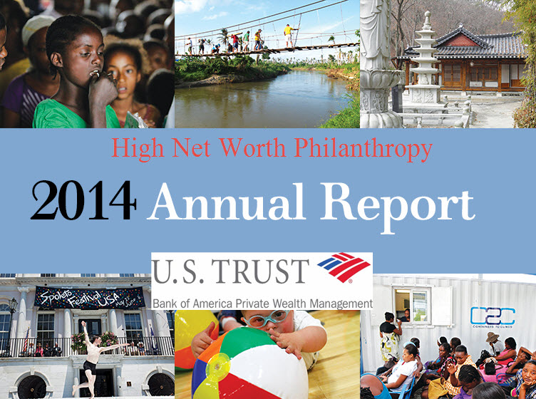 High Net Worth Philanthropy