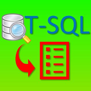 T-SQL Logging