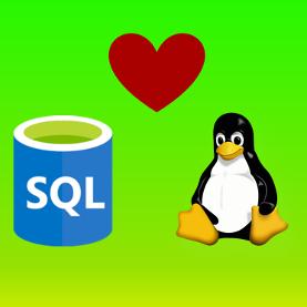 SQL Server vNext runs on Linux!