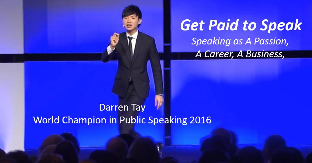 Darren Tay World Champion