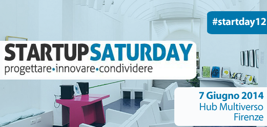 Startup Saturday Event Giugno 2014