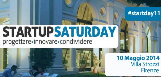 Startup Saturday a Villa Strozzi