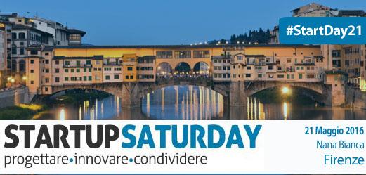 Startup Saturday Maggio