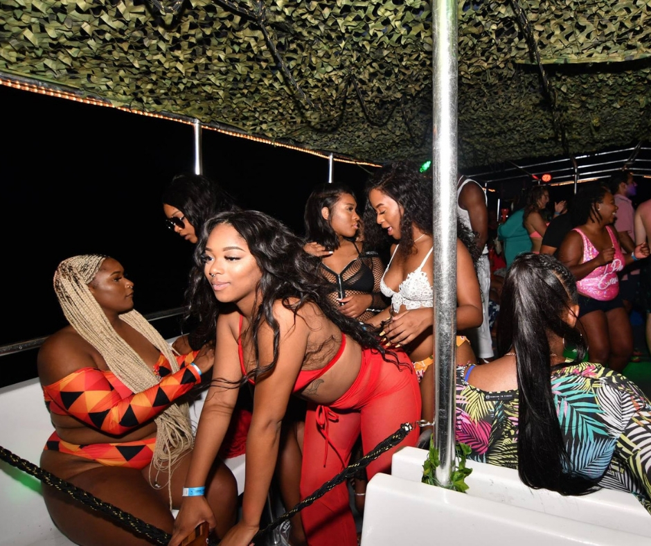 Miami Hip Hop Party Boat- Hiphopclubmiami.com