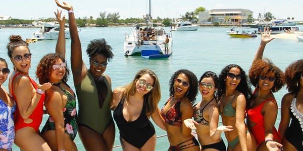 Miami Hip Hop Party Boat
