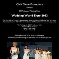 'Wedding World Expo 2013'