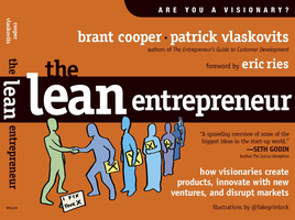 The Lean Entrepreneur Book Tour - Portland