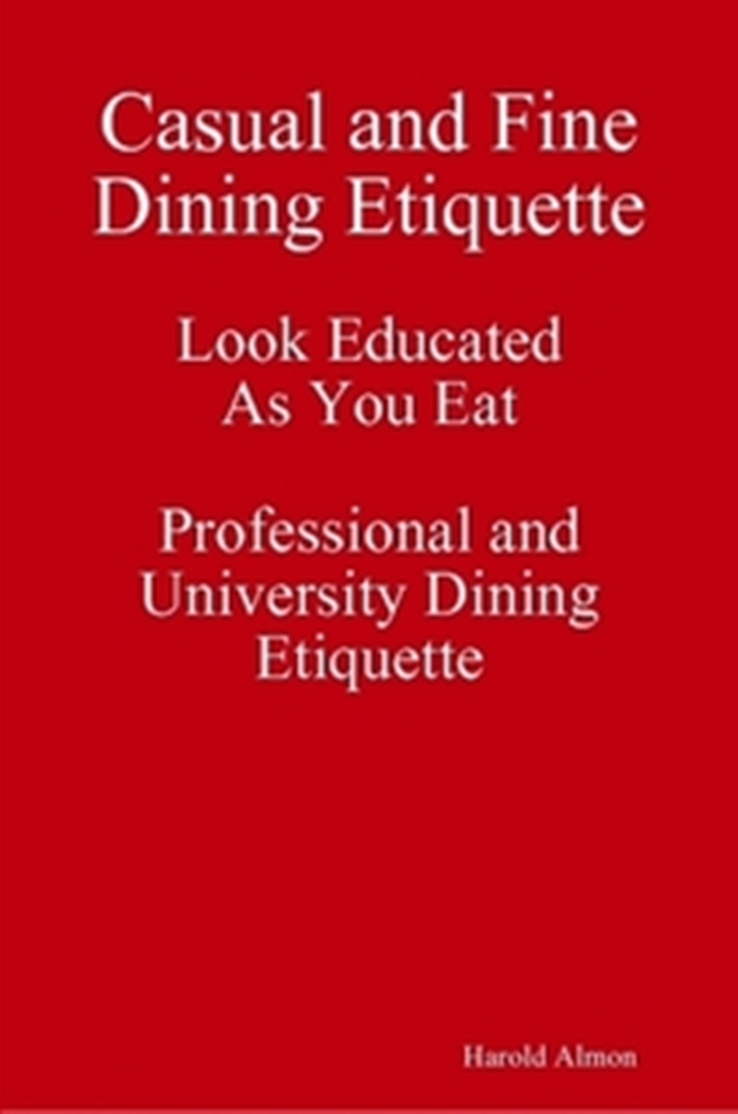 Casual and Fine Dining Etiquette JPG