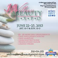 Wellness & Beauty Expo 2013 ~ June 22-23, 2013 ~ Spokane County...