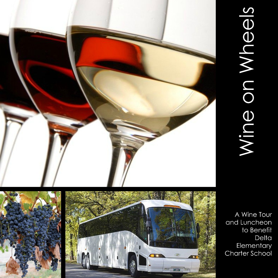 Wine on Wheels 2012 Logo