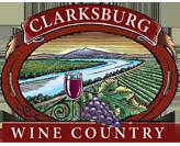 Clarksburg Wine Country Logo