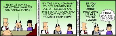 Social Media in bedrijven
