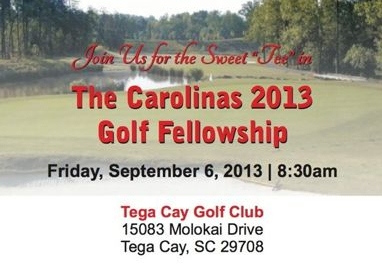 Golf Fellowship Flyer