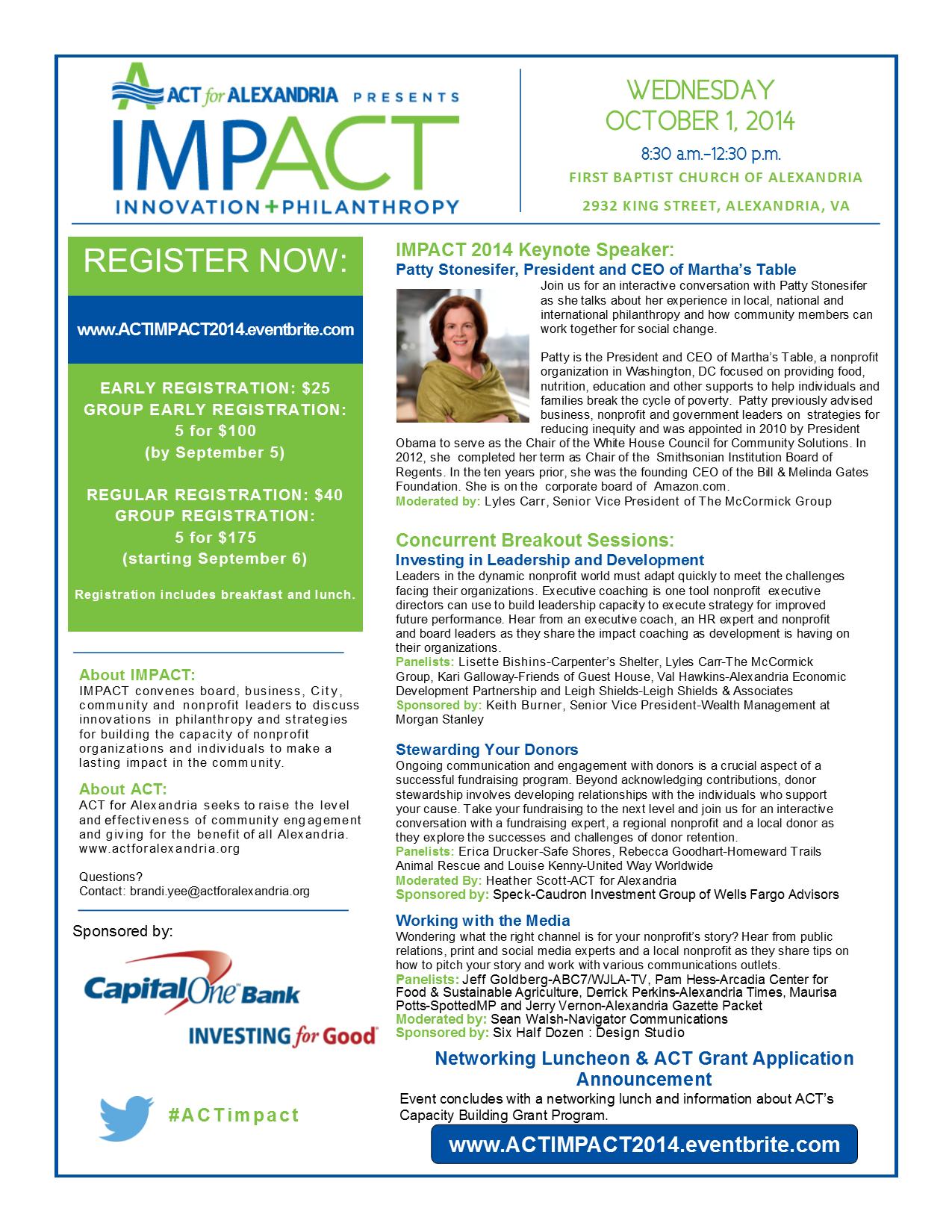 IMPACT Invitation
