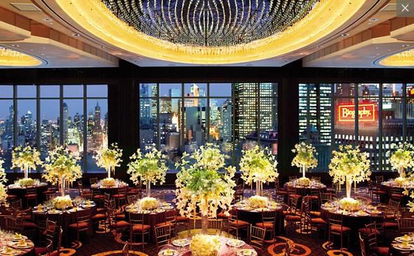 mandarin oriental hotel ballroom