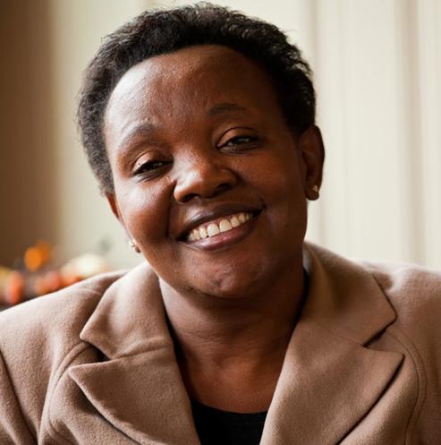 Dr. Florence Muindi