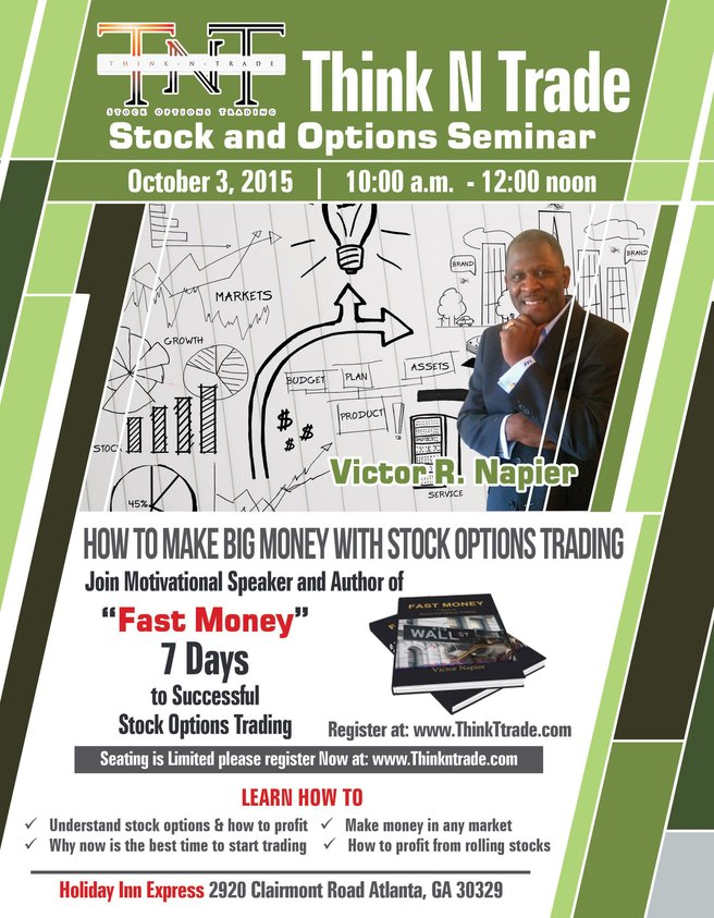 Stock options seminars