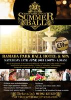 Meji Media Events Presents Wolverhampton Summer Ball 2013