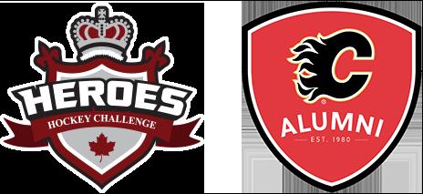 Heroes & Flames Alumni logo