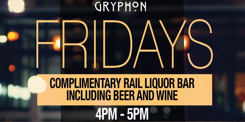 Gryphon Friday Open Bar