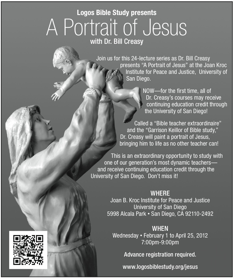 Portrait of Jesus USD
