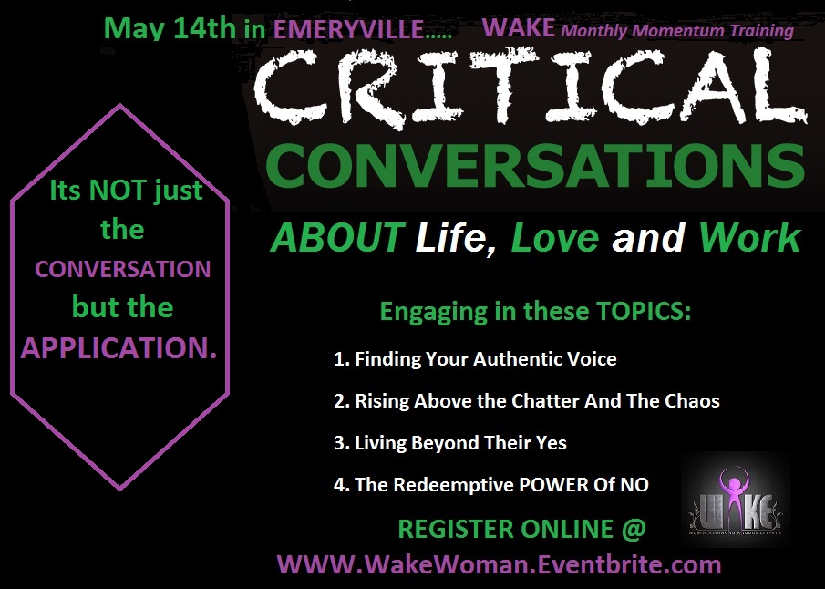 Critical Conversations with WORDS