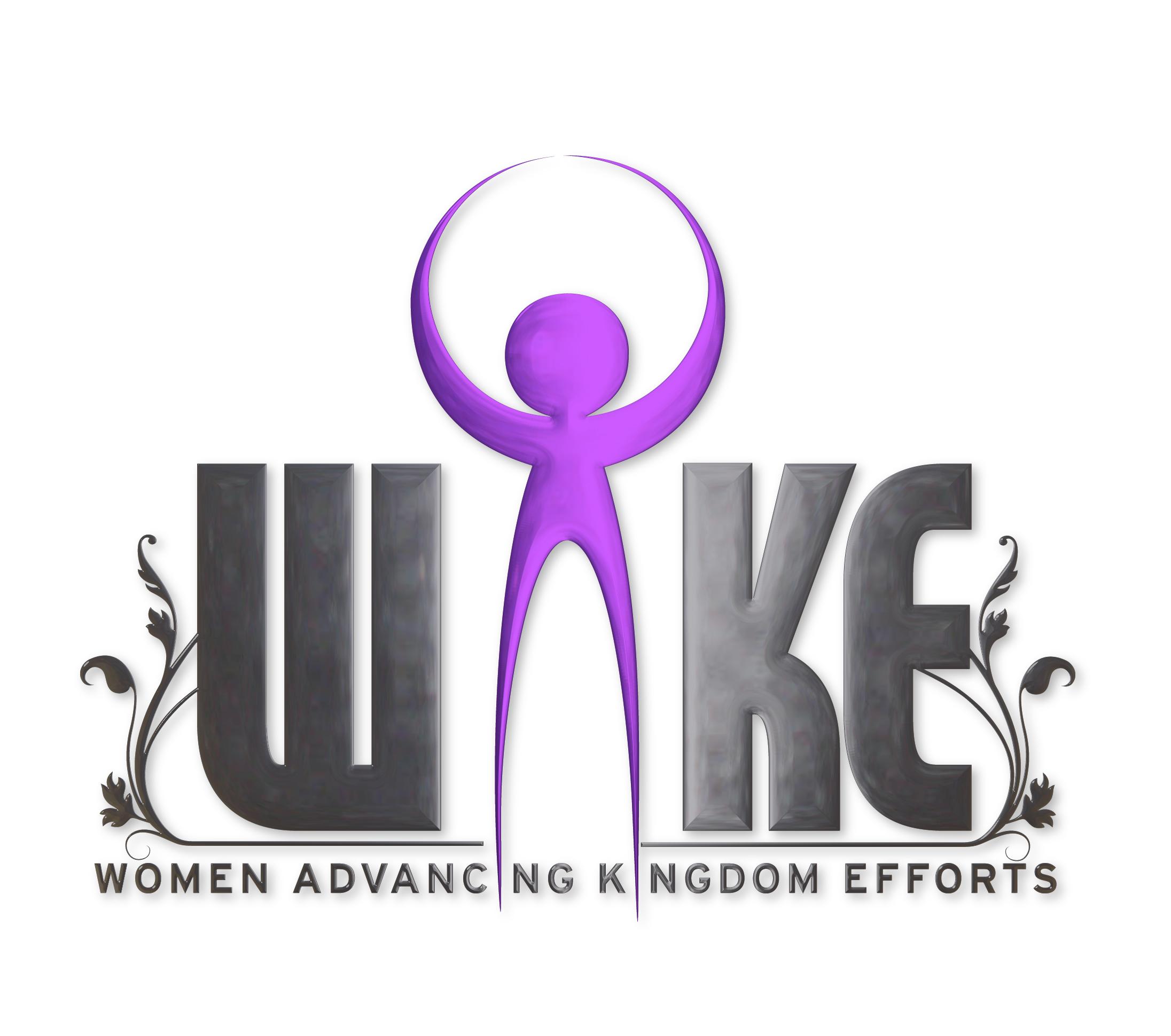 White WAKE Logo