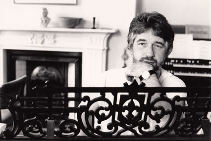 Willy Russell at Piano Anna Fuchs