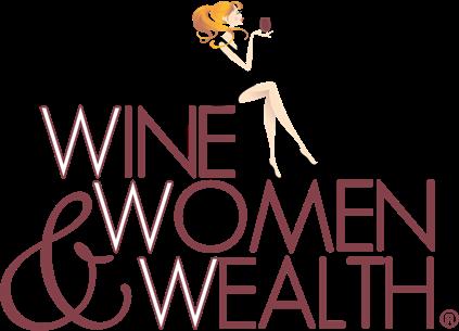 Wine, Women & Wealth Logo