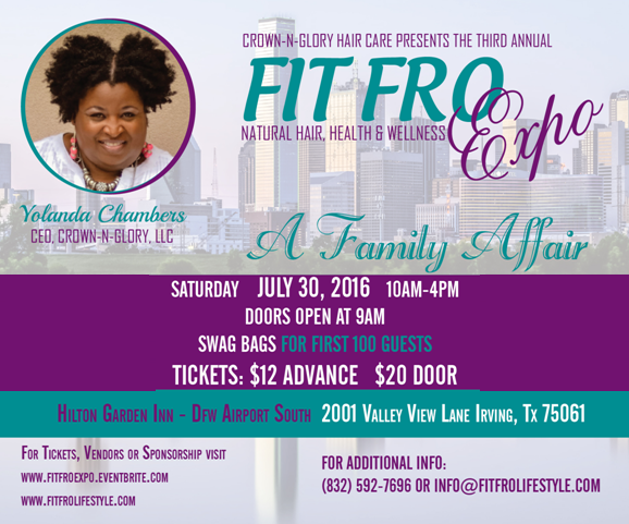 2016 FIT FRO EXPO