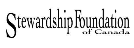 Stewardship Foundation of Canada logo